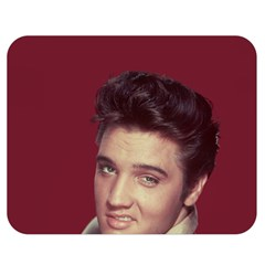 Elvis Presley Double Sided Flano Blanket (medium)