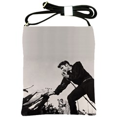 Elvis Presley Shoulder Sling Bags