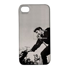Elvis Presley Apple Iphone 4/4s Hardshell Case With Stand