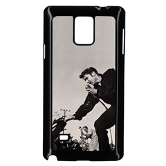 Elvis Presley Samsung Galaxy Note 4 Case (black)