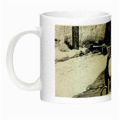 Elvis Presley Night Luminous Mugs