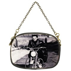 Elvis Presley Chain Purses (two Sides)