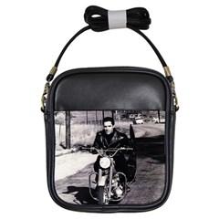 Elvis Presley Girls Sling Bags