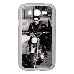 Elvis Presley Samsung Galaxy Grand Duos I9082 Case (white)