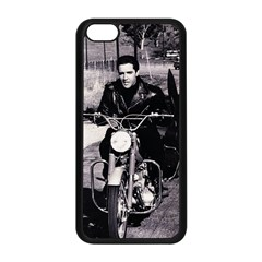 Elvis Presley Apple Iphone 5c Seamless Case (black)