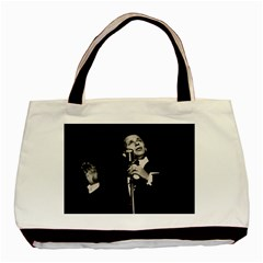 Frank Sinatra  Basic Tote Bag (two Sides)