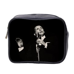 Frank Sinatra  Mini Toiletries Bag 2 Side