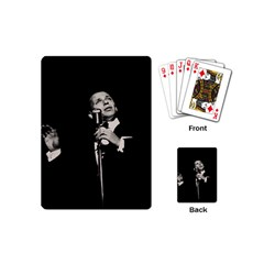 Frank Sinatra  Playing Cards (mini)