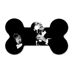 Frank Sinatra  Dog Tag Bone (one Side)