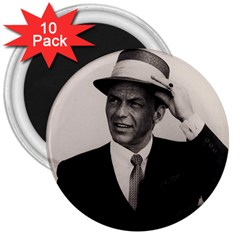 Frank Sinatra  3  Magnets (10 Pack)