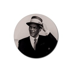 Frank Sinatra  Rubber Round Coaster (4 Pack)