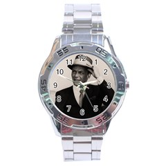 Frank Sinatra  Stainless Steel Analogue Watch