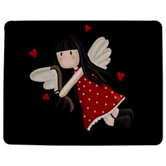 Cupid Girl Jigsaw Puzzle Photo Stand (rectangular)