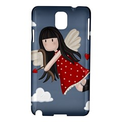 Cupid Girl Samsung Galaxy Note 3 N9005 Hardshell Case