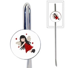 Cupid Girl Book Mark