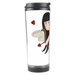 Cupid Girl Travel Tumbler