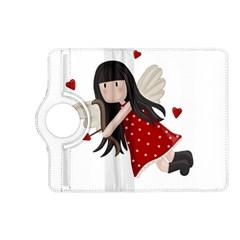 Cupid Girl Kindle Fire Hd (2013) Flip 360 Case