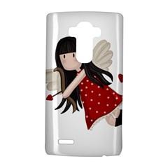 Cupid Girl Lg G4 Hardshell Case