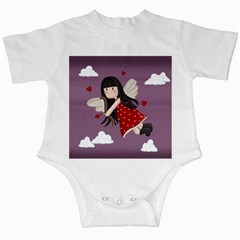 Cupid Girl Infant Creepers