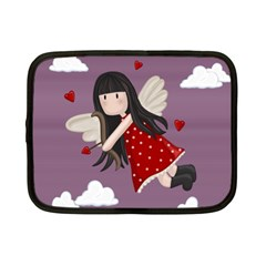Cupid Girl Netbook Case (small)