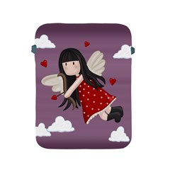 Cupid Girl Apple Ipad 2/3/4 Protective Soft Cases