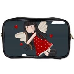 Cupid Girl Toiletries Bags