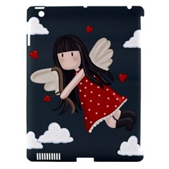Cupid Girl Apple Ipad 3/4 Hardshell Case (compatible With Smart Cover)