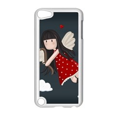 Cupid Girl Apple Ipod Touch 5 Case (white)