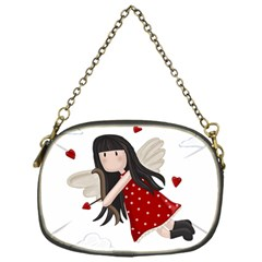 Cupid Girl Chain Purses (one Side)