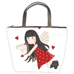Cupid Girl Bucket Bags
