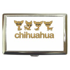 Chihuahua Cigarette Money Cases