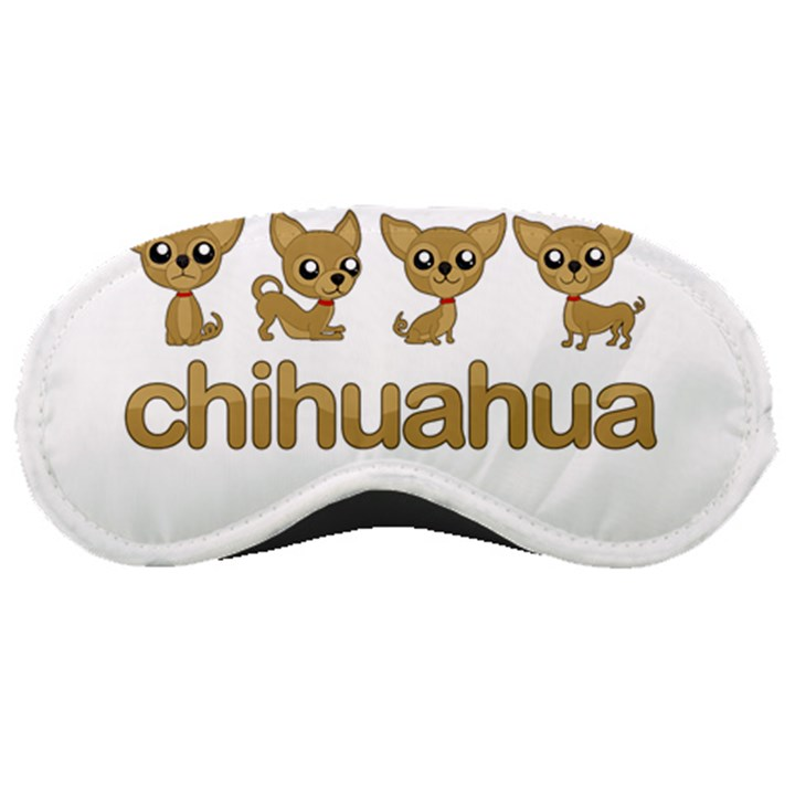 Chihuahua Sleeping Masks