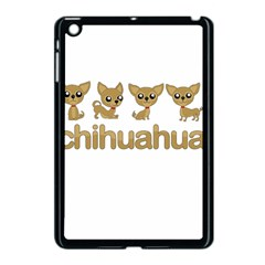 Chihuahua Apple Ipad Mini Case (black)