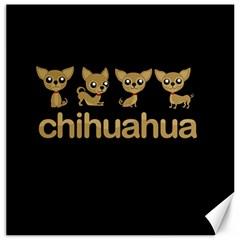 Chihuahua Canvas 16  X 16
