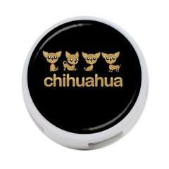 Chihuahua 4 Port Usb Hub (one Side)