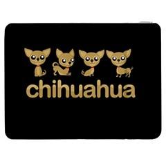 Chihuahua Samsung Galaxy Tab 7  P1000 Flip Case