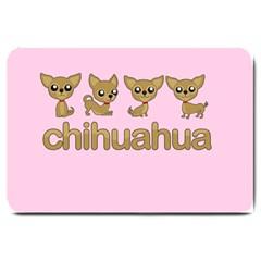 Chihuahua Large Doormat