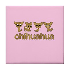 Chihuahua Face Towel