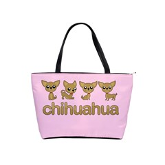 Chihuahua Shoulder Handbags