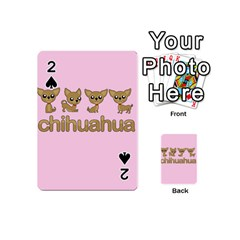 Chihuahua Playing Cards 54 (mini)