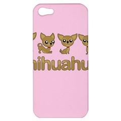 Chihuahua Apple Iphone 5 Hardshell Case