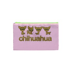 Chihuahua Cosmetic Bag (xs)