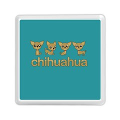 Chihuahua Memory Card Reader (square)