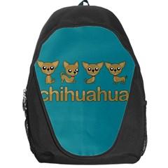 Chihuahua Backpack Bag