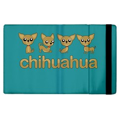 Chihuahua Apple Ipad 2 Flip Case