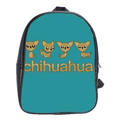 Chihuahua School Bag (xl)