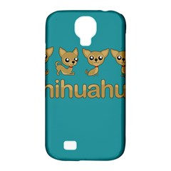 Chihuahua Samsung Galaxy S4 Classic Hardshell Case (pc+silicone)