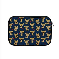 Chihuahua Pattern Apple Macbook Pro 15  Zipper Case