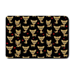 Chihuahua Pattern Small Doormat