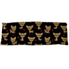 Chihuahua Pattern Body Pillow Case Dakimakura (two Sides)
